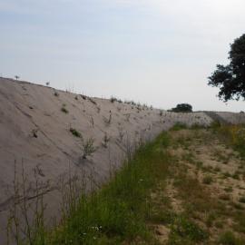 Biocovers Erosionsschutz als effektiven Schutz gegen Oberflächenerosion