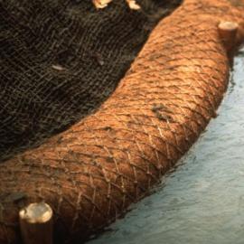 Biofilz für Ingenieurbiologie - Faschinen und Naturfaserwalsen