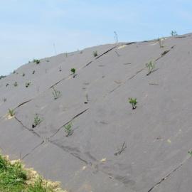Toiles anti-érosion BIOCOVERS® protègent le sol contre l'érosion